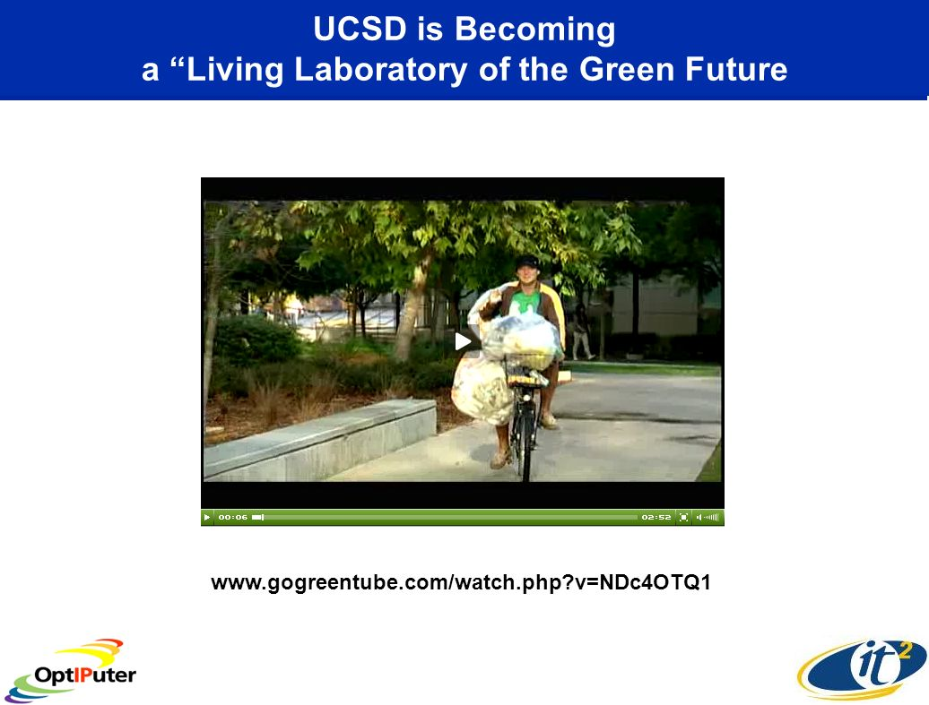 UCSD is Becoming a Living Laboratory of the Green Future   v=NDc4OTQ1