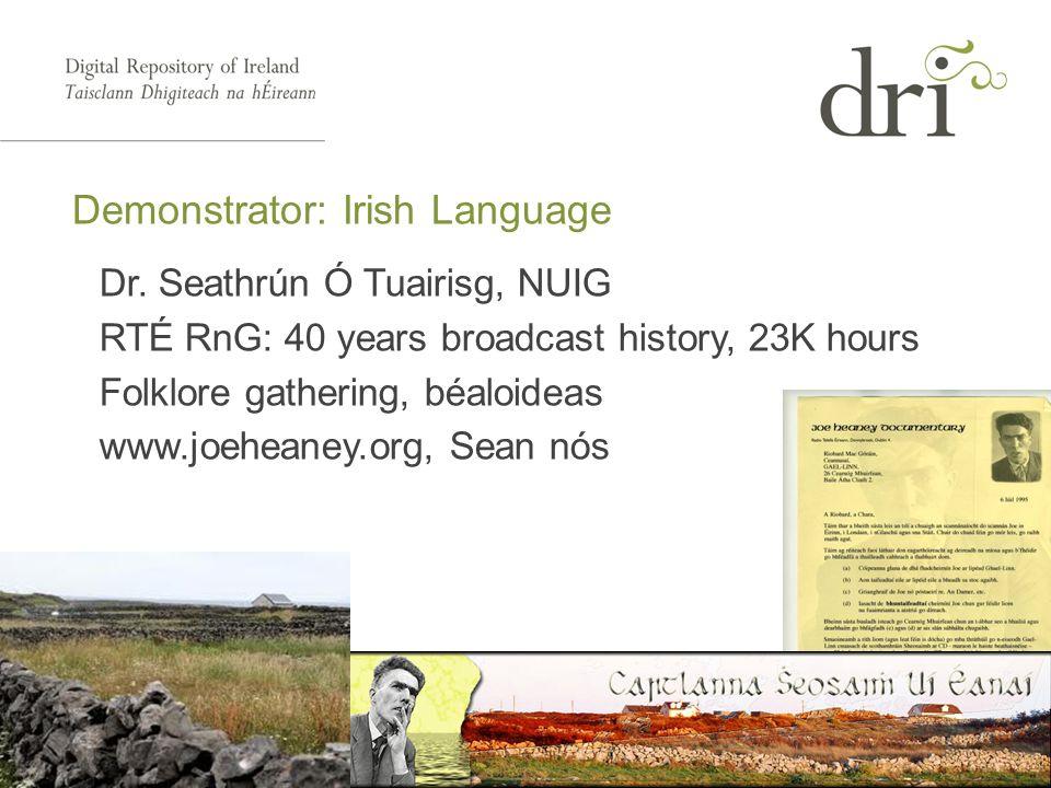 DRI Presentation Dr.