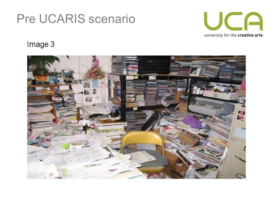 Pre UCARIS scenario Image 3