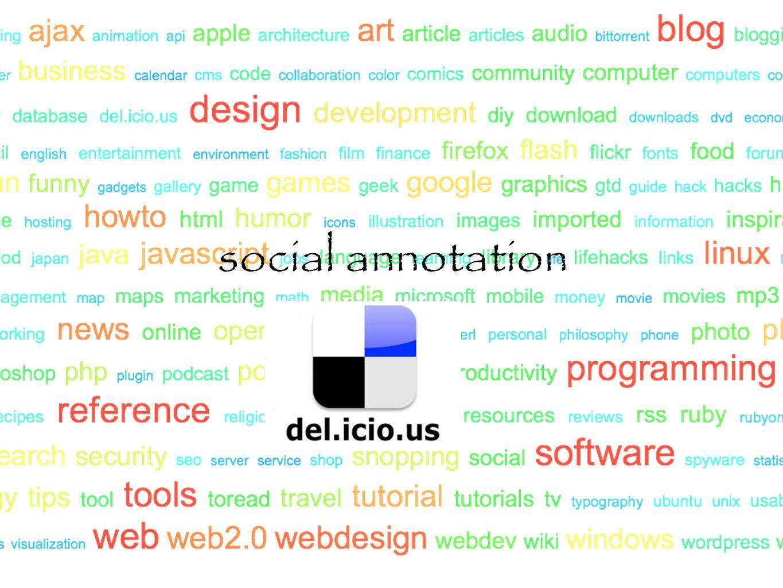 social annotation