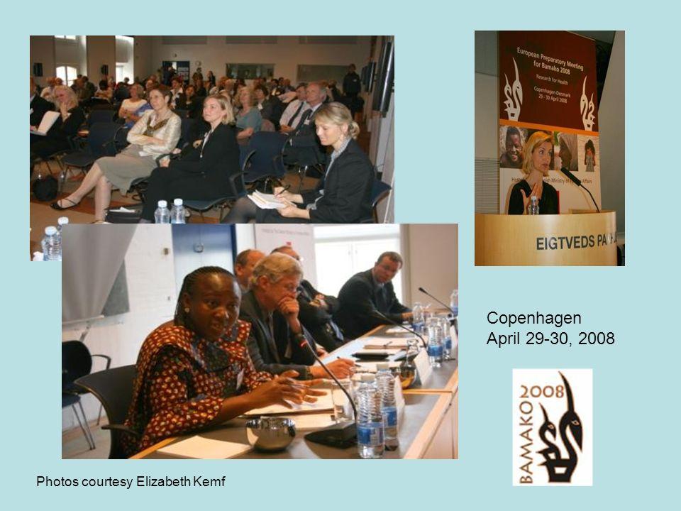 Photos courtesy Elizabeth Kemf Copenhagen April 29-30, 2008