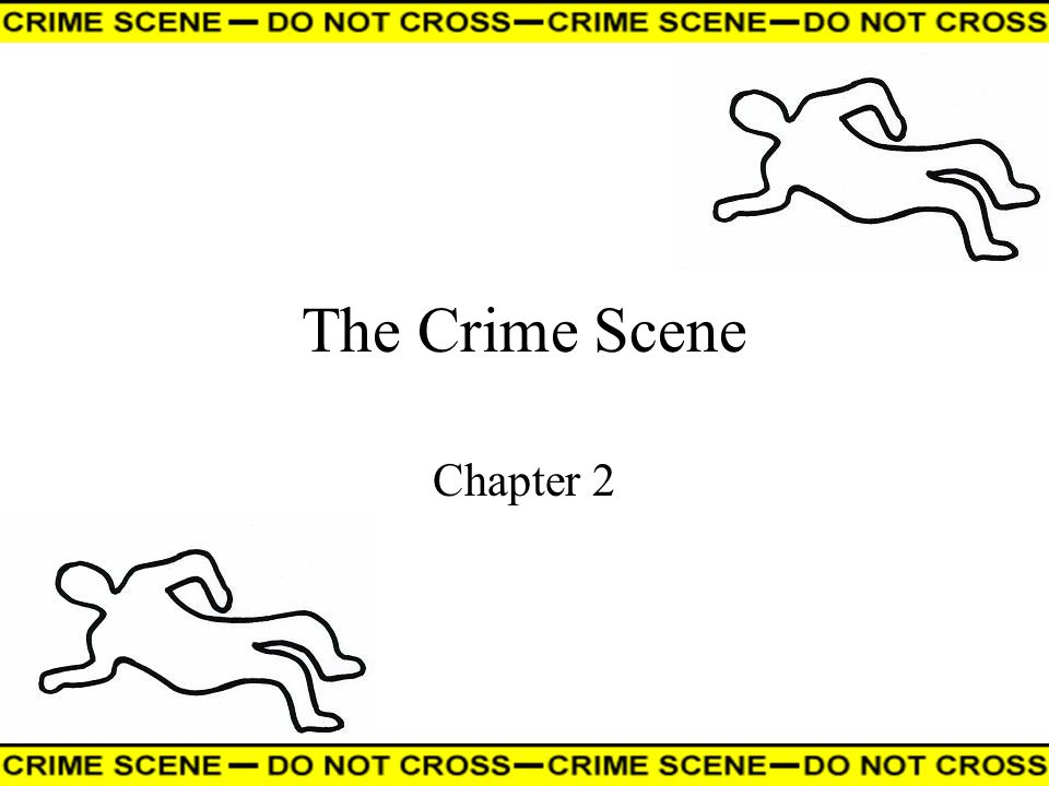 The Crime Scene Chapter 2