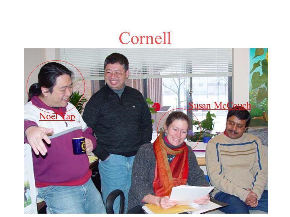 Cornell Noel Yap Susan McCouch