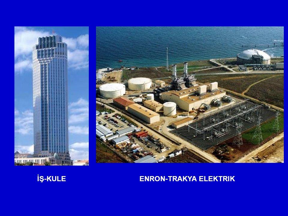 İŞ-KULEENRON-TRAKYA ELEKTRIK