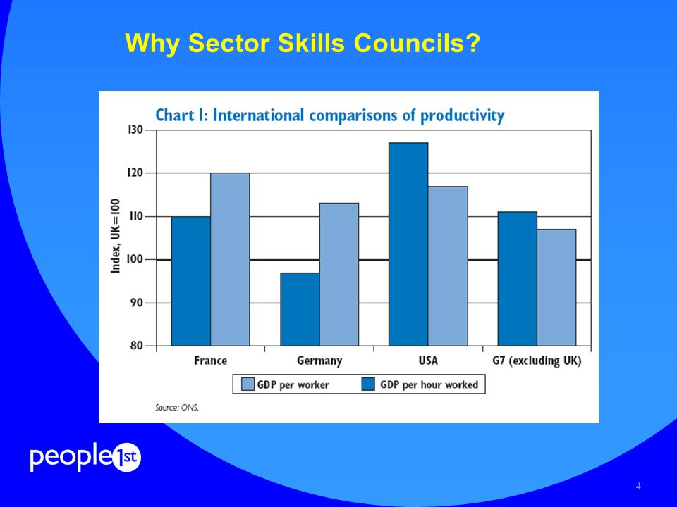 4 Why Sector Skills Councils?