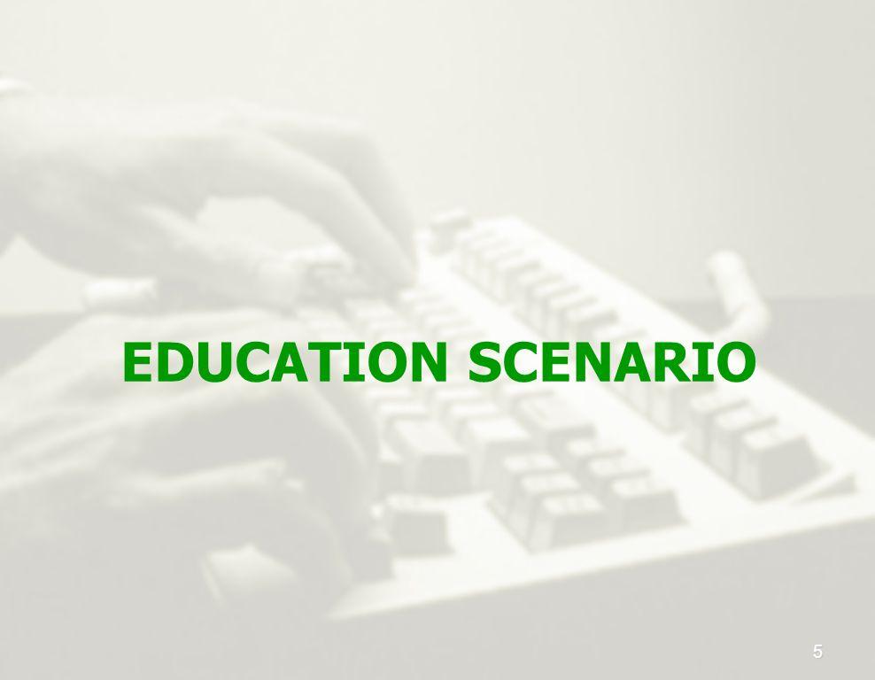 EDUCATION SCENARIO 5