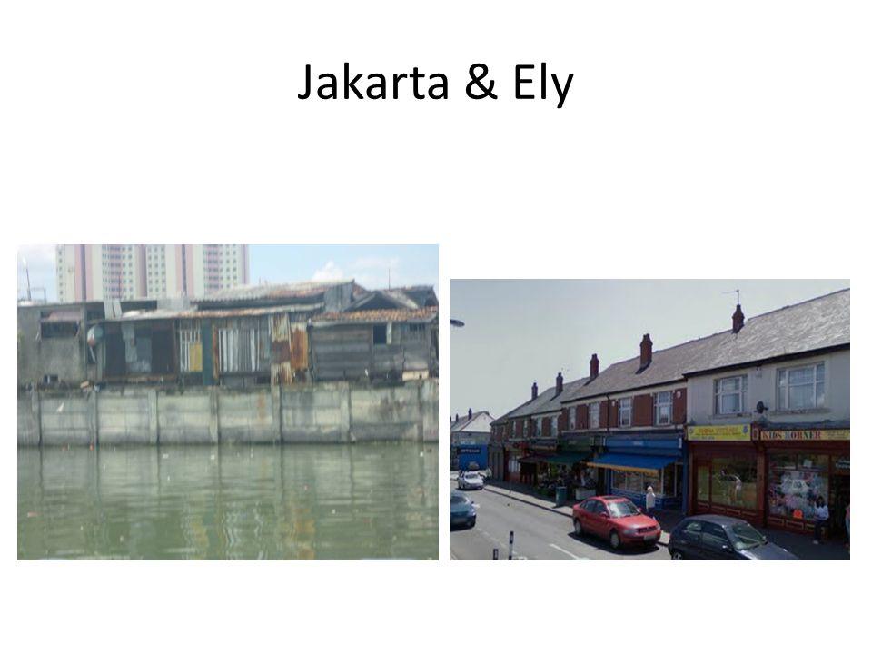 Jakarta & Ely