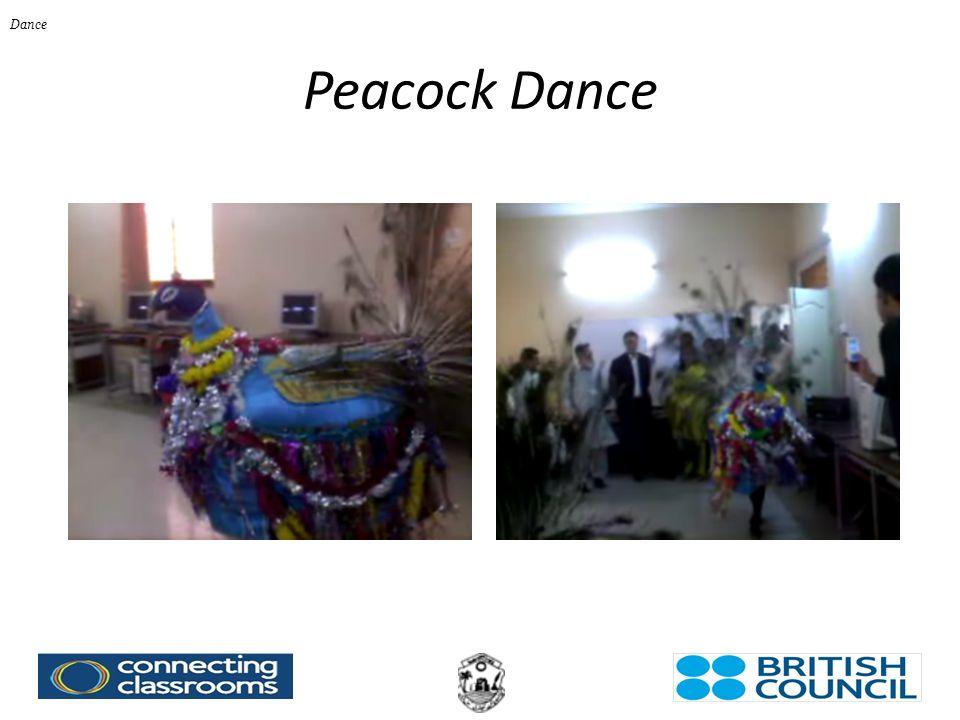 Peacock Dance Dance