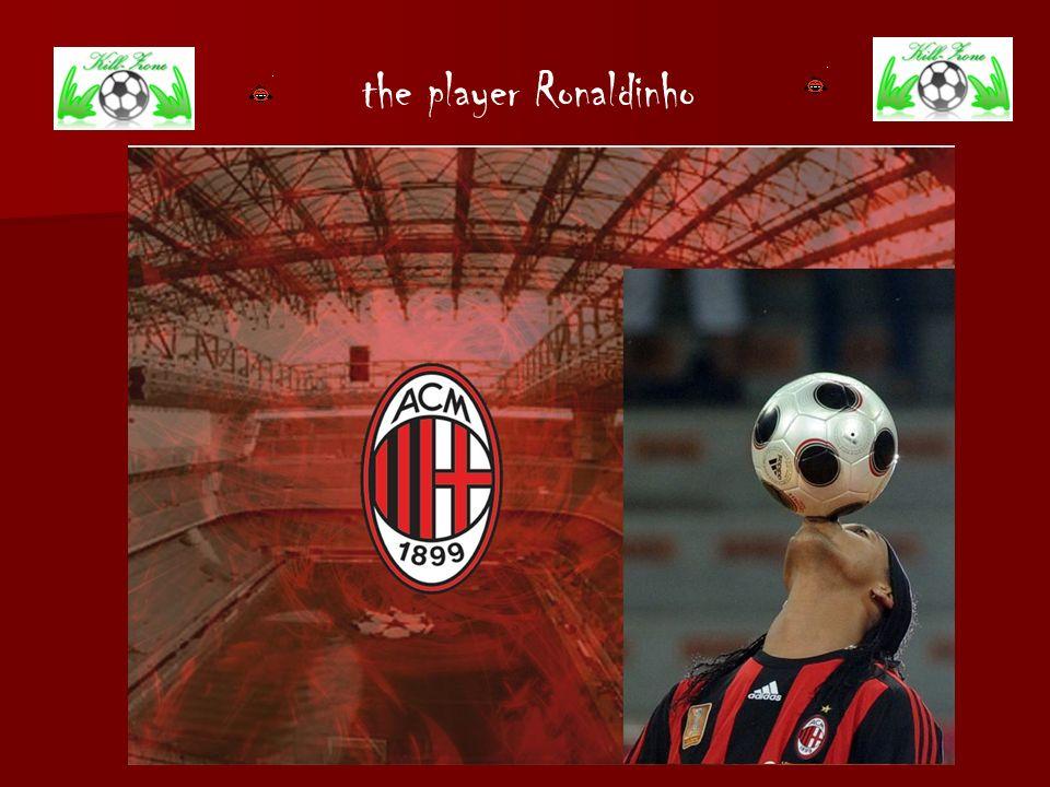 the player Ronaldinho