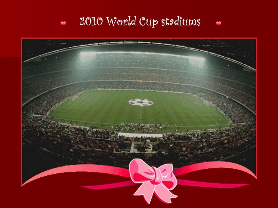 2010 World Cup stadiums