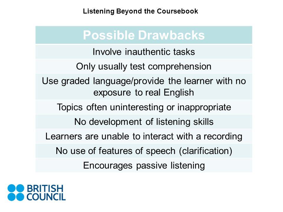 Listening Beyond the Coursebook