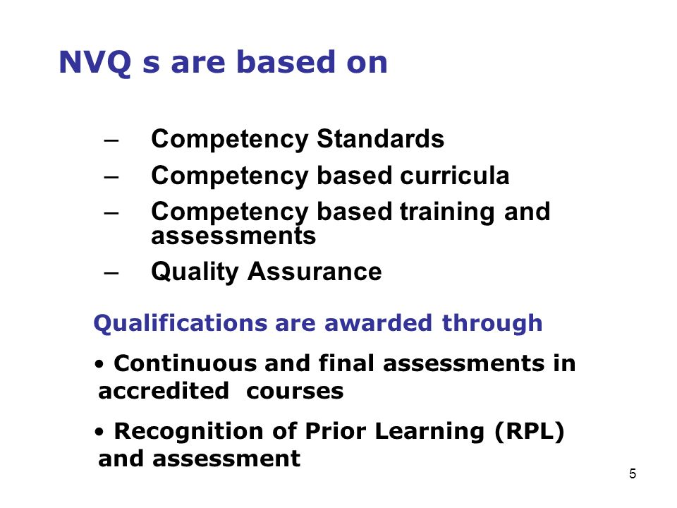 16 Quality assurance and Career guidance Quality assurance through Institute Registration, Course Accreditation and Quality Management.