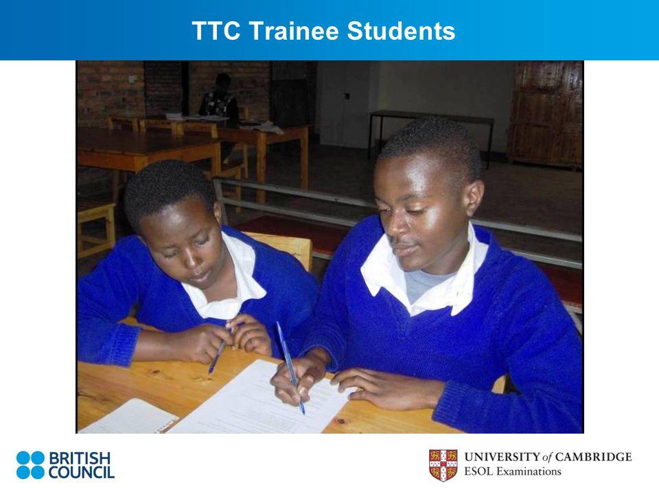 TTC Trainee Students