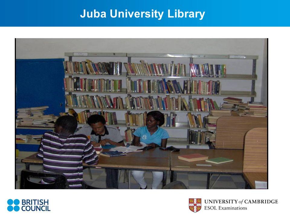 Juba University Library