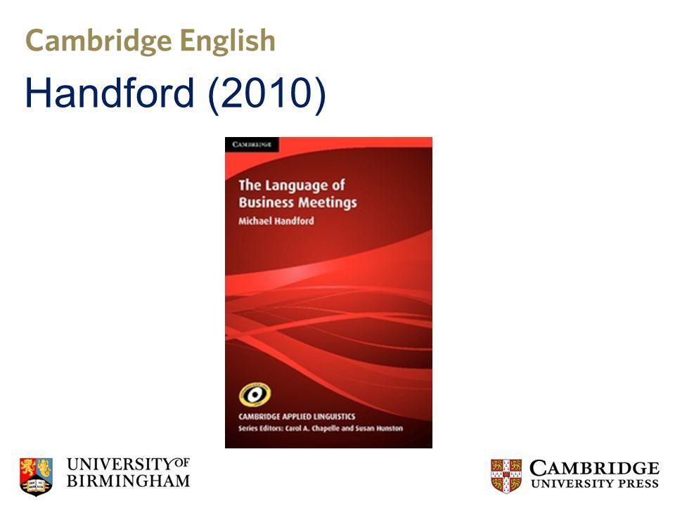 Handford (2010)