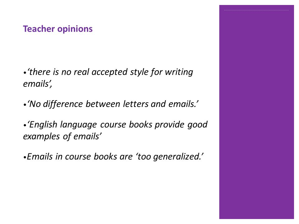 there is no real accepted style for writing emails, No difference between letters and emails.