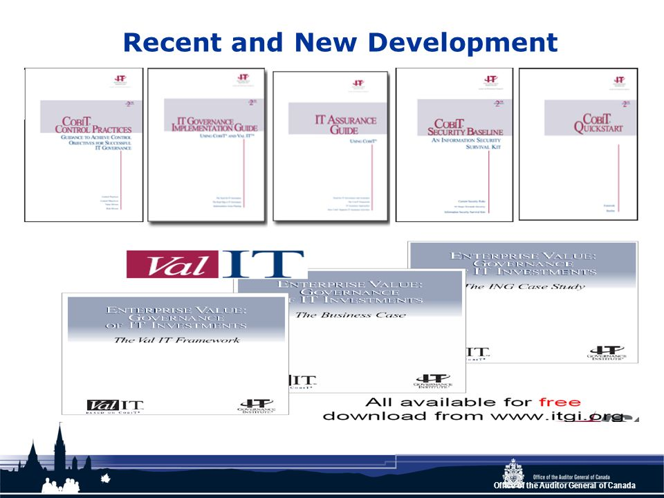 Recent and New Development