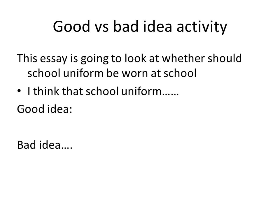 Do uniforms make schools better? | GreatKids - GreatSchools