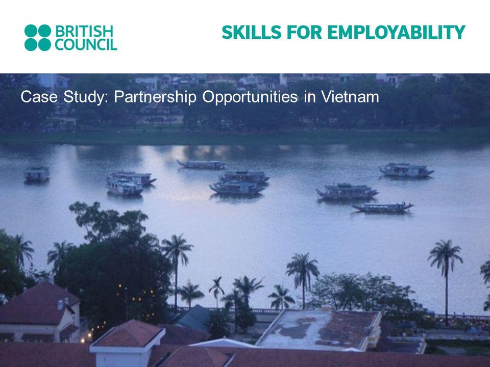 Case Study: Partnership Opportunities in Vietnam