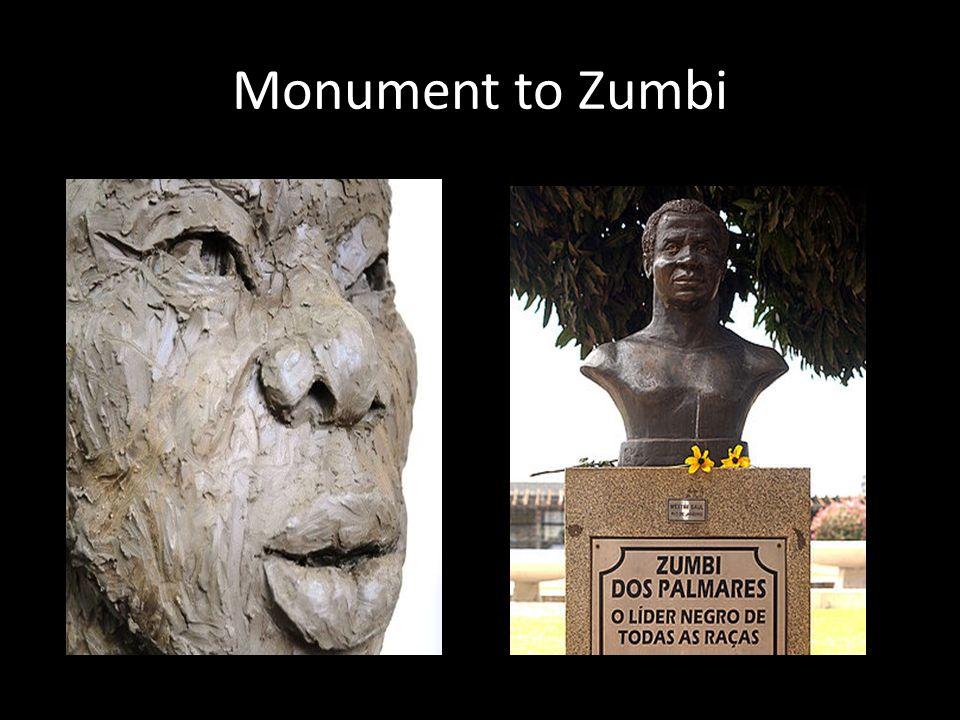 Monument to Zumbi