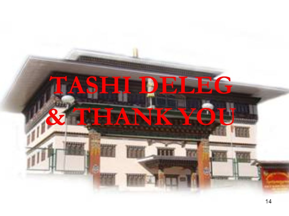 TASHI DELEG & THANK YOU 14