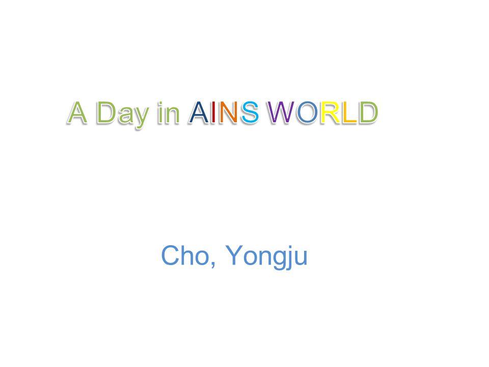 Cho, Yongju