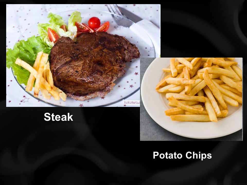 Steak Potato Chips