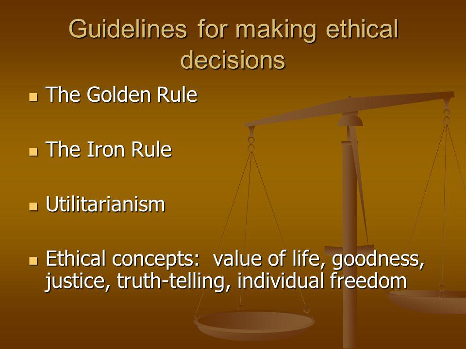 Ethical Leadership and Decision-making Personal ethics Personal ethics Ethics of the community Ethics of the community Professional code(s) of ethics Professional code(s) of ethics http://www.aafcs.org/about/ethics.html http://www.aafcs.org/about/ethics.html http://www.aafcs.org/about/ethics.html http://www.eatright.org/Public/GovernmentAffairs/98_9051.cfm http://www.eatright.org/Public/GovernmentAffairs/98_9051.cfm http://www.eatright.org/Public/GovernmentAffairs/98_9051.cfm http://www.naeyc.org/about/positions/PSETH05.asp http://www.naeyc.org/about/positions/PSETH05.asp http://www.naeyc.org/about/positions/PSETH05.asp https://www.nea.org/aboutnea/code.html https://www.nea.org/aboutnea/code.html https://www.nea.org/aboutnea/code.html http://www.iida.org/i4a/pages/index.cfm?pageid=304 http://www.iida.org/i4a/pages/index.cfm?pageid=304 http://www.iida.org/i4a/pages/index.cfm?pageid=304 Business, organization or institutional code of ethics Business, organization or institutional code of ethics
