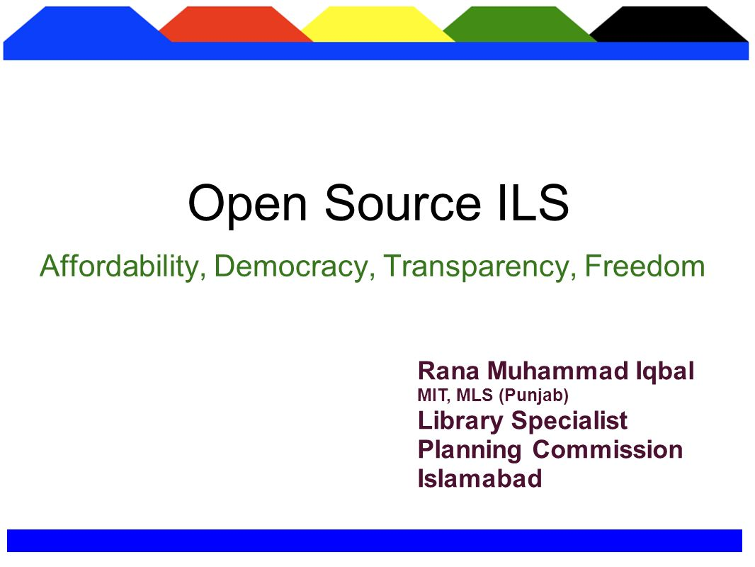 Software available FREE with source code under GPL license to use, change, improve and redistribute it modified or unmodified.