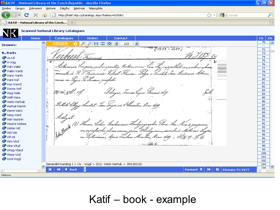 Katif – book - example