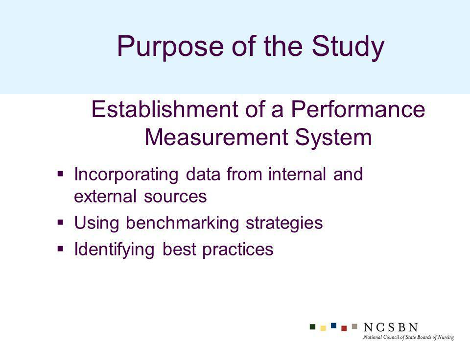 Report Format I.Aggregate findings A.Data results 1.From board surveys 2.From stakeholder surveys B.Relationships among variables II.State-specific findings A.Comparison of state with all states B.Comparison of state with like boards