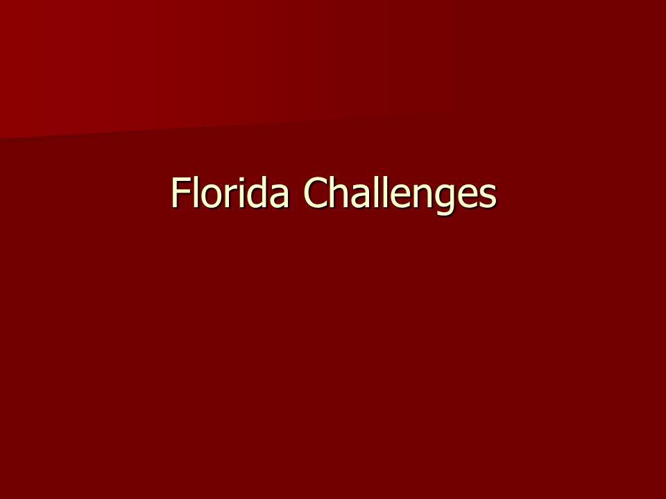 Florida Challenges