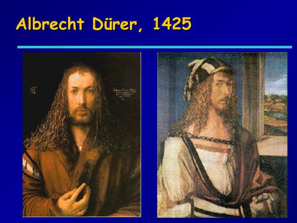 Albrecht Dürer, 1425