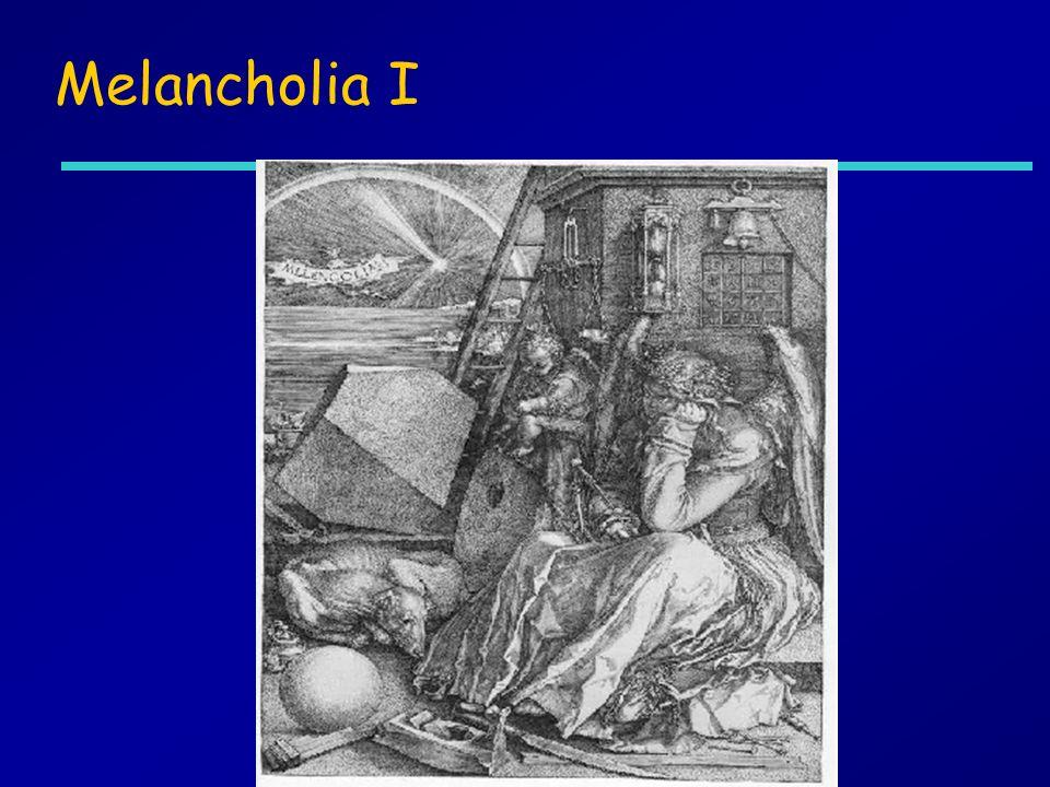 Melancholia I