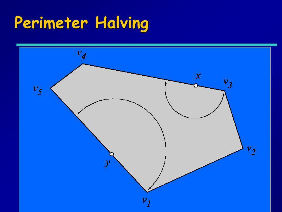 Perimeter Halving