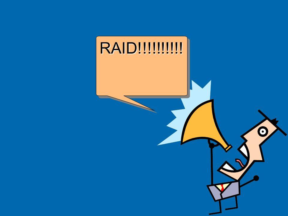 RAID!!!!!!!!!!RAID!!!!!!!!!!