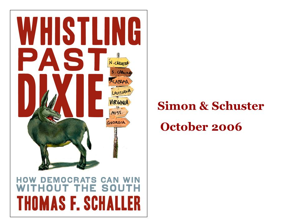 Simon & Schuster October 2006