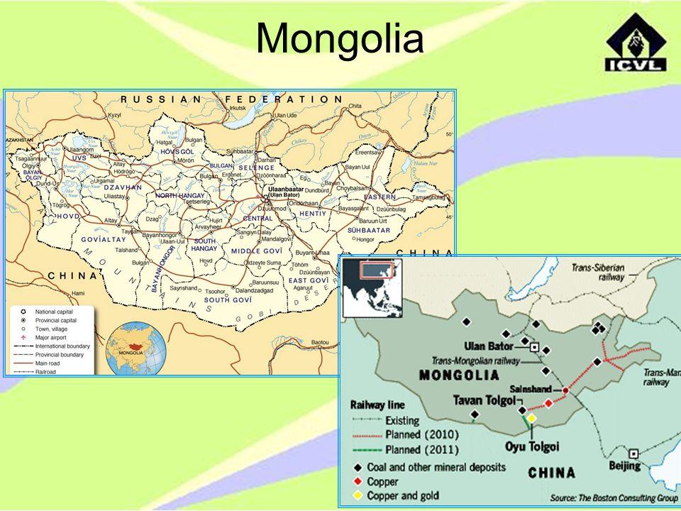 12 Mongolia
