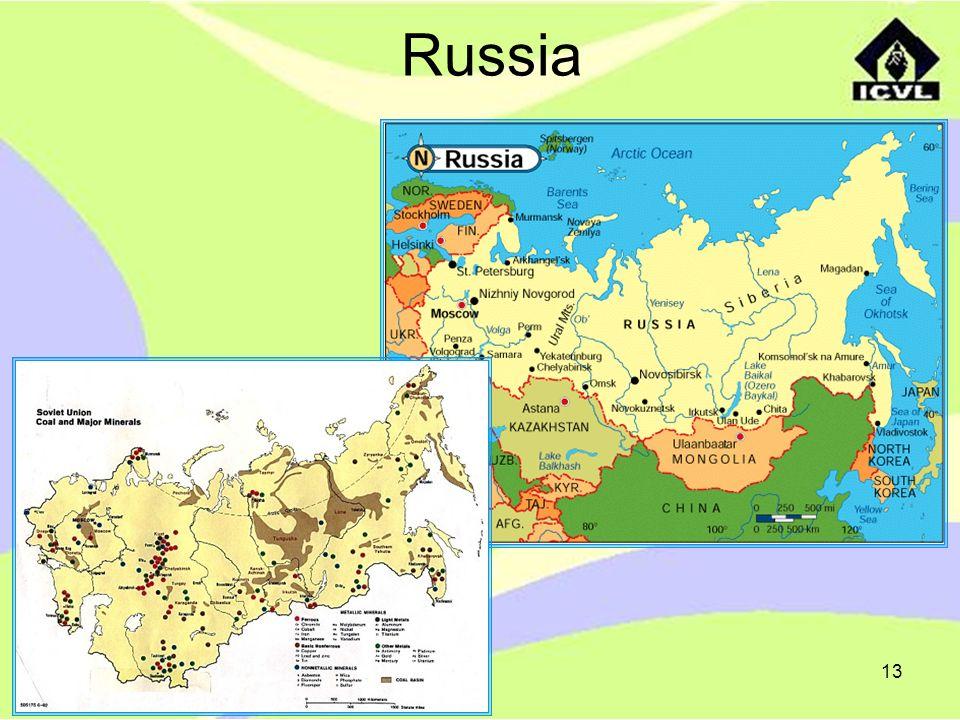 13 Russia