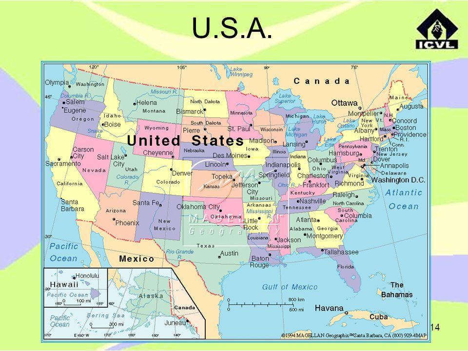 14 U.S.A.
