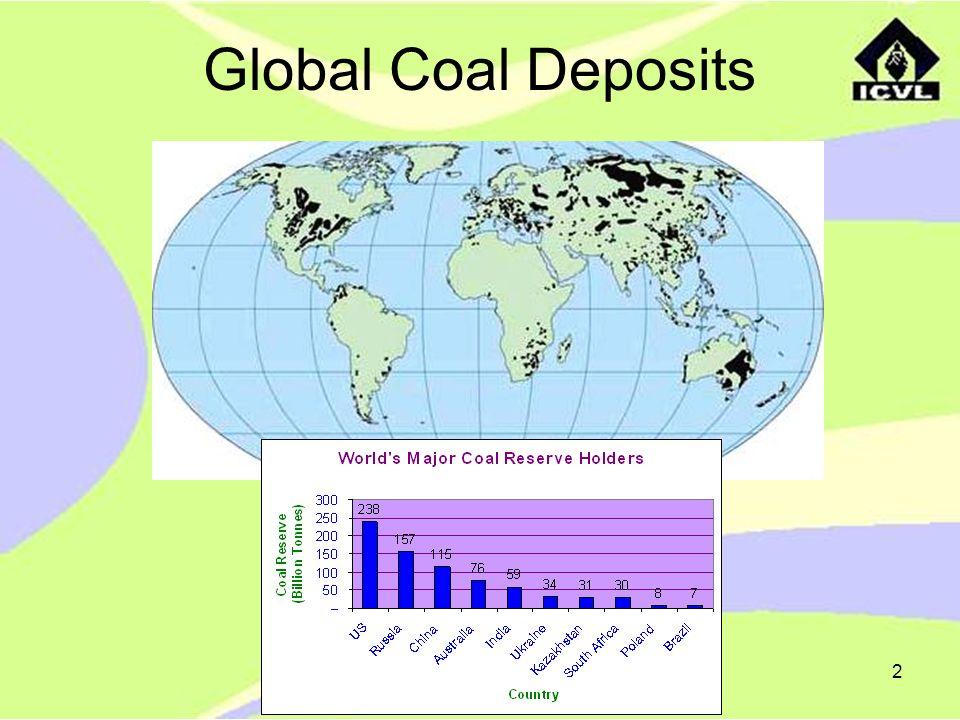 2 Global Coal Deposits