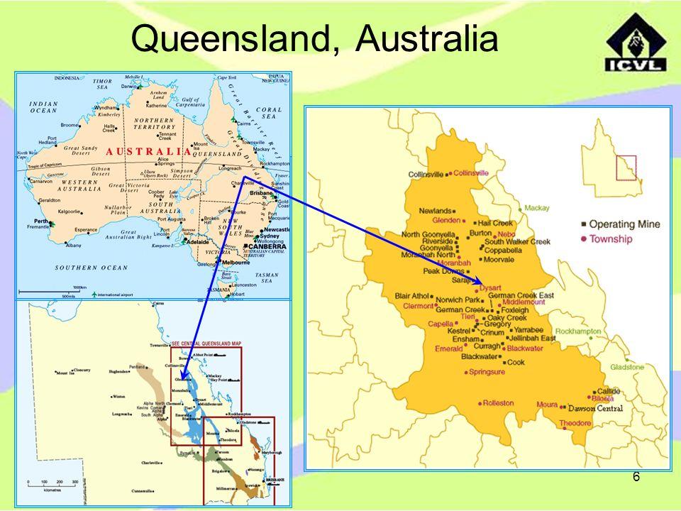 6 Queensland, Australia