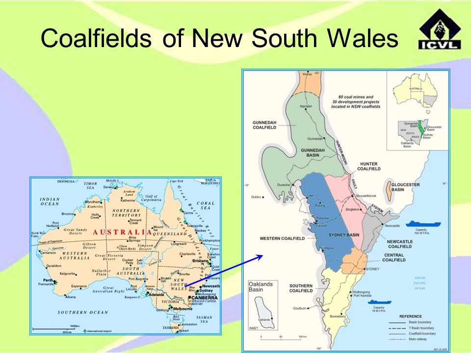 7 Coalfields of New South Wales