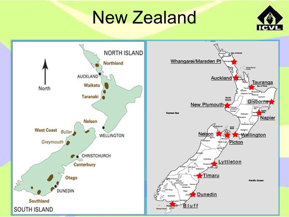 8 New Zealand