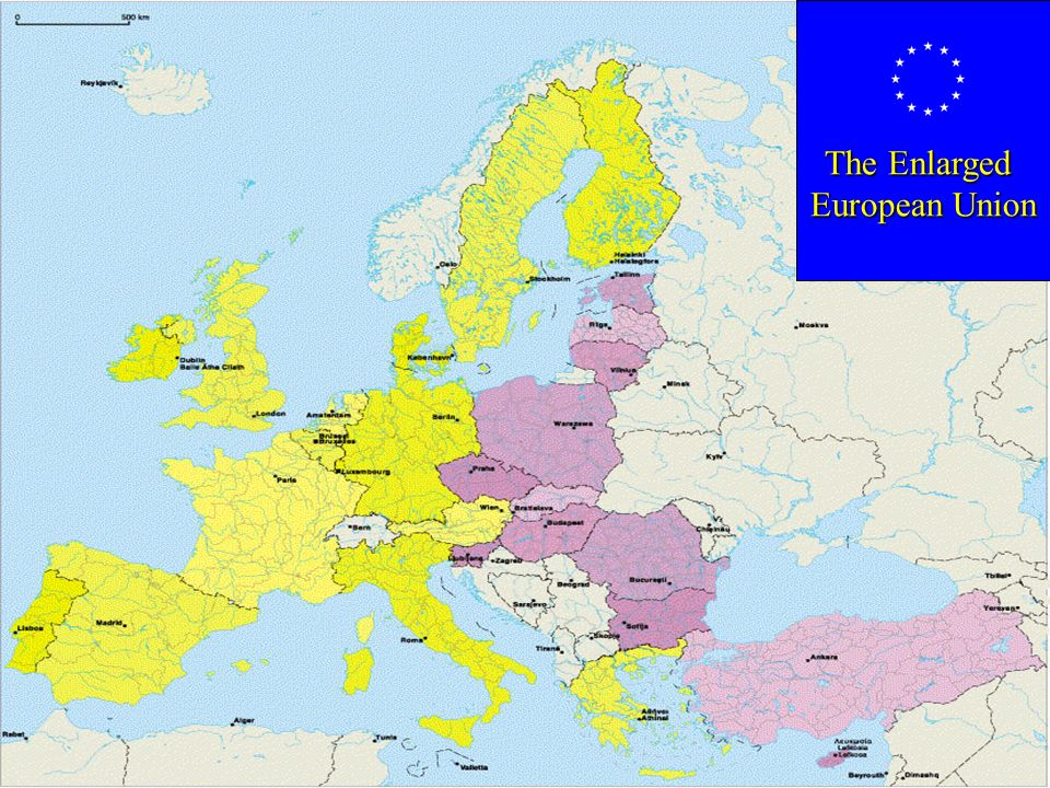 The Enlarged European Union