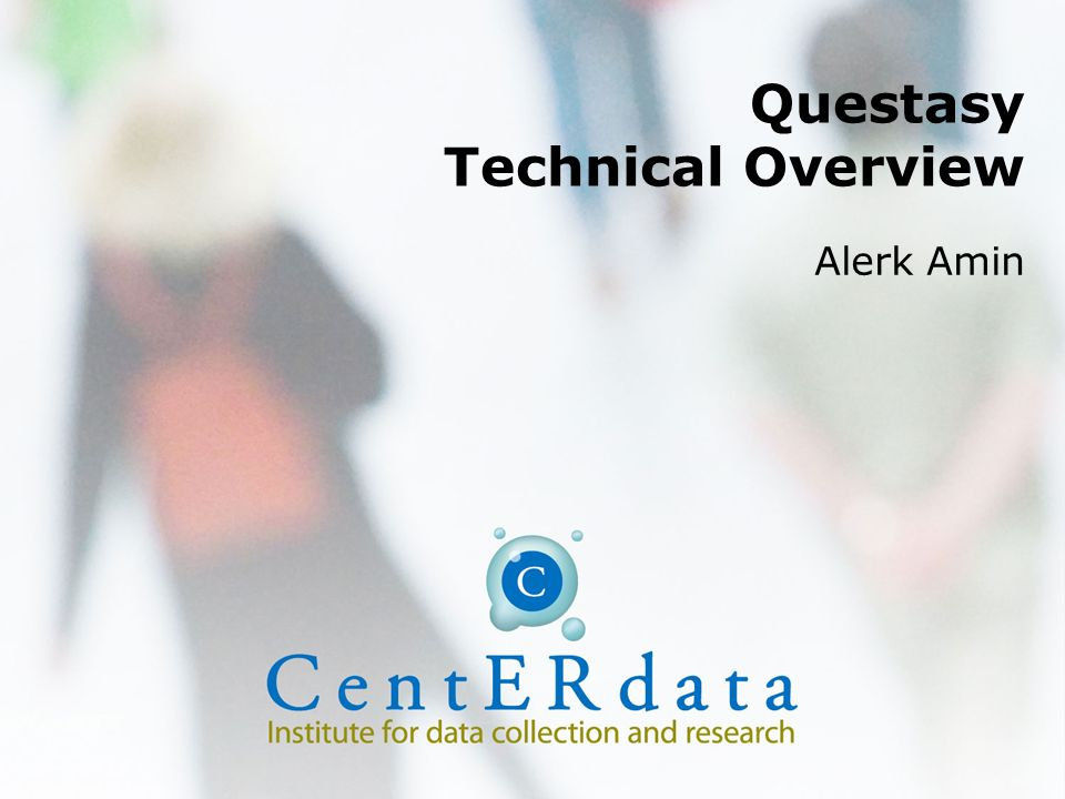 Questasy Technical Overview Alerk Amin