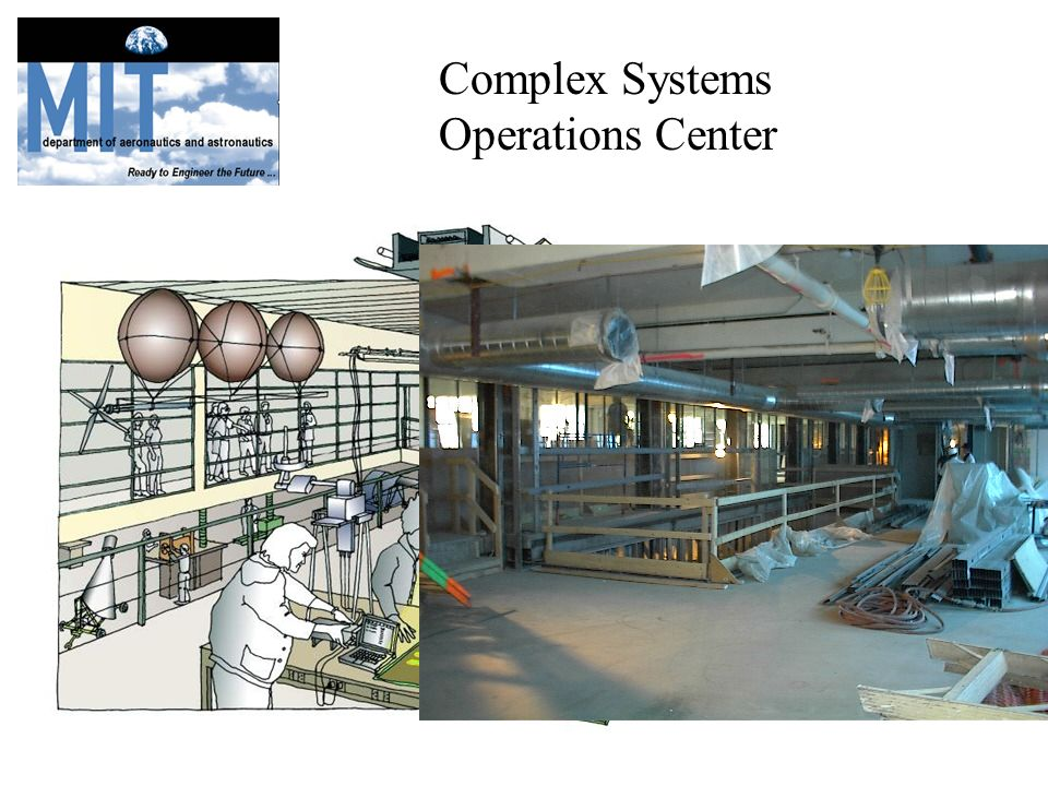 Complex Systems Operations Center
