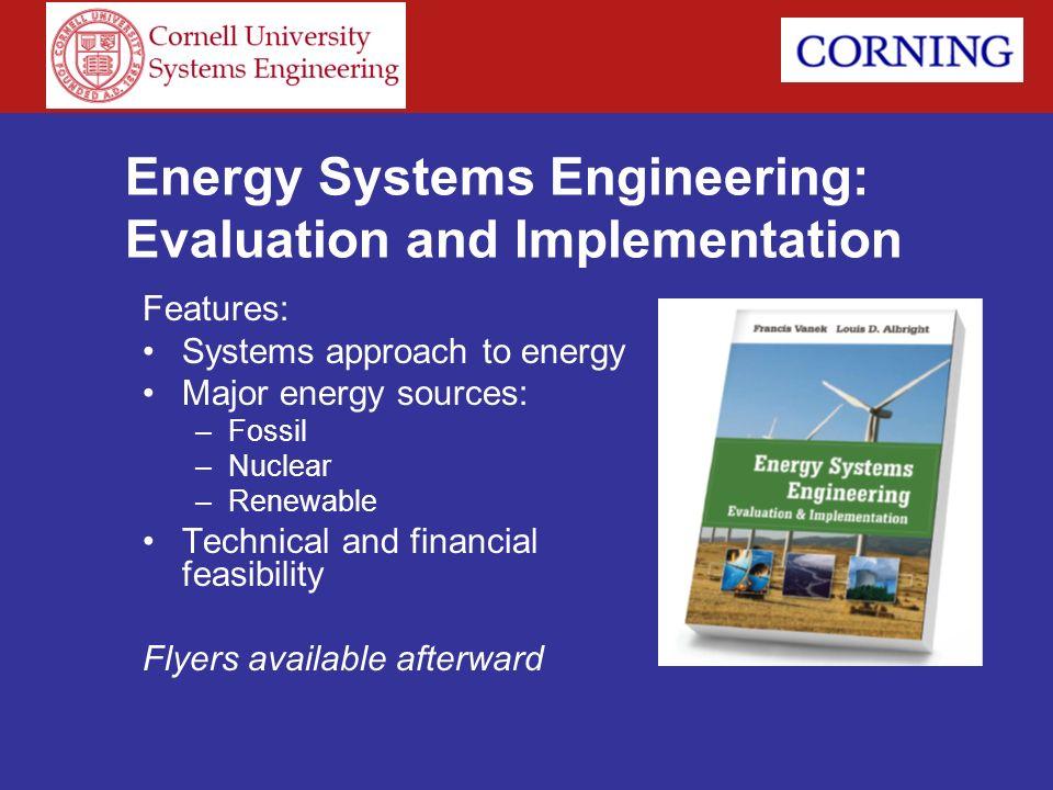 Developing a methodology 1.Ontology (Framework for understanding SE) 3.Specific case of Corning Incorporated 2.