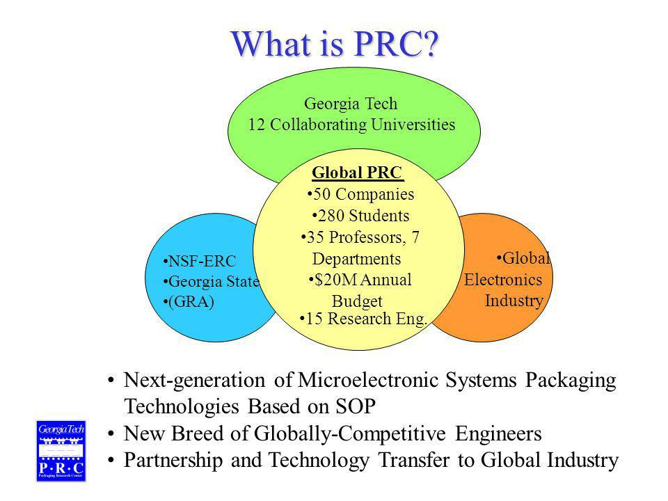 What is PRC.