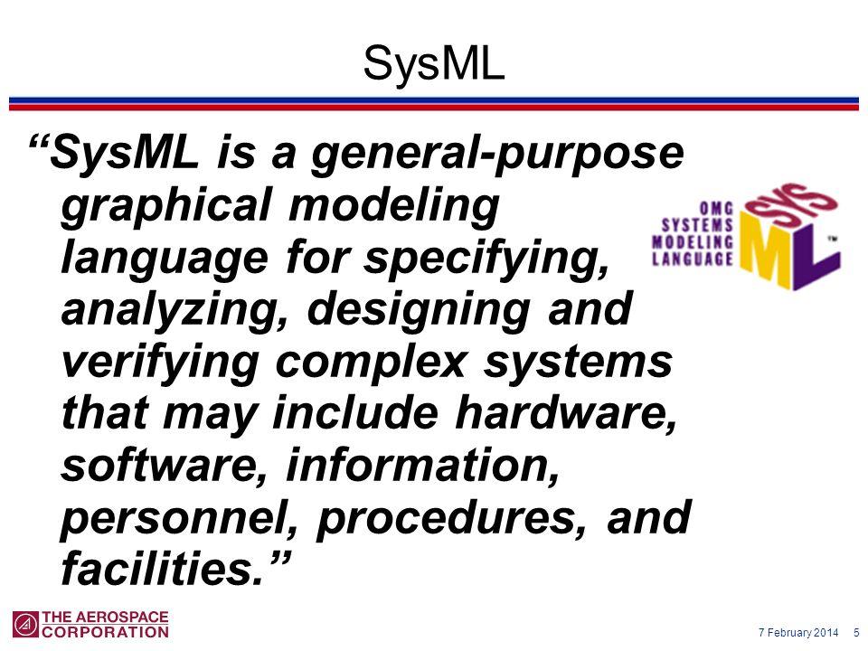 7 February 2014 6 What is UML.
